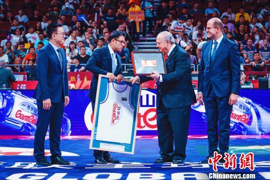 2019篮球世界杯收官中国商家提供逾23万升饮用水