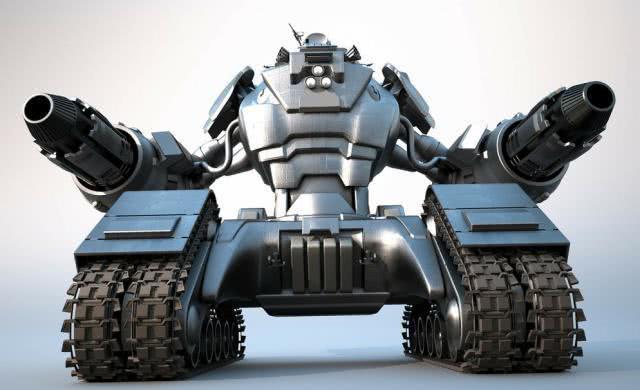 改变未来战争?无人战争机器亮相欧洲军演,凶猛火力倾泻技惊四座