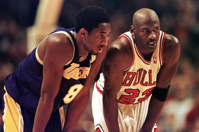 NBA10大得分后卫:乔丹科比后是韦德 哈登缺冠军有机会升到第二