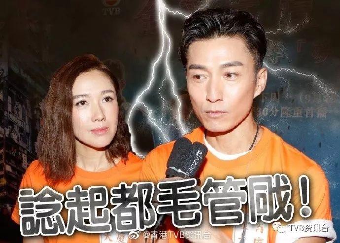 TVB新剧《金宵大厦》将播!男女主角现身宣传