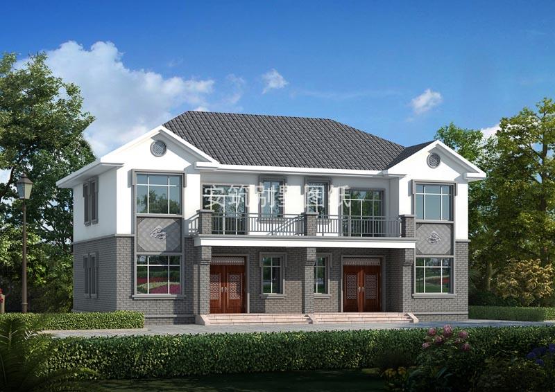 安筑别墅设计图纸