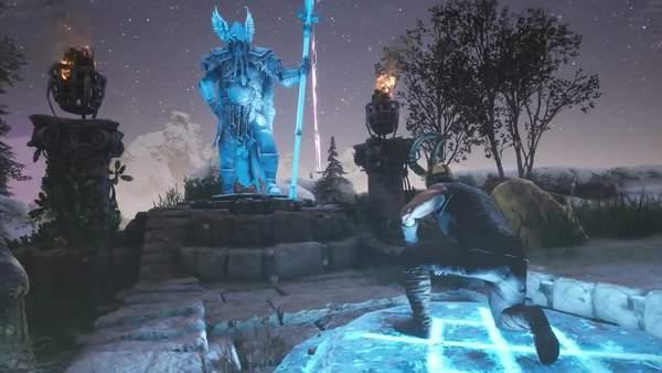 动作RPG《符文2》新预告体验北欧神话,11月12日发售