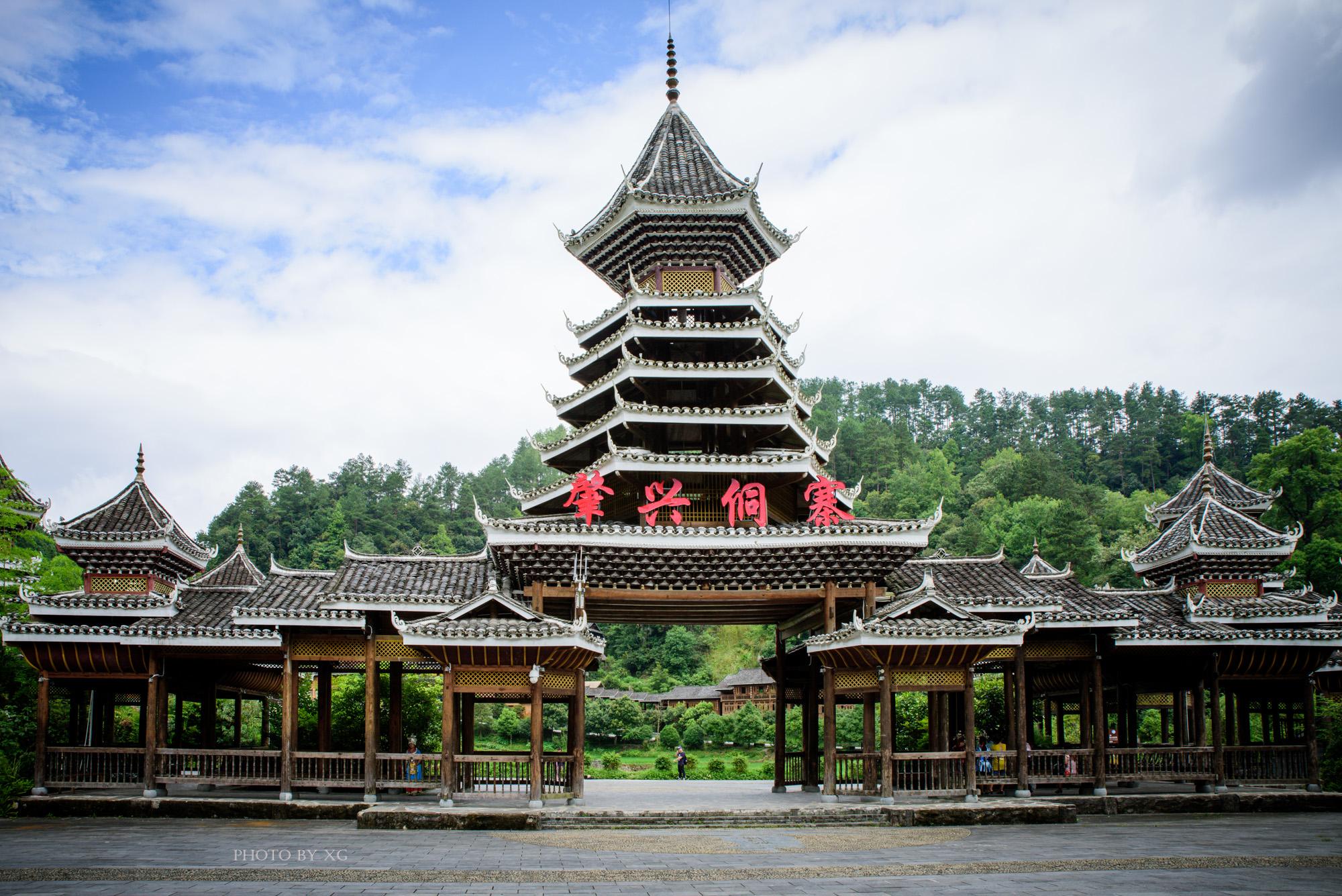 中国最美的六大古村之一,藏于贵州黔东南,拥有着吉尼斯世界之最