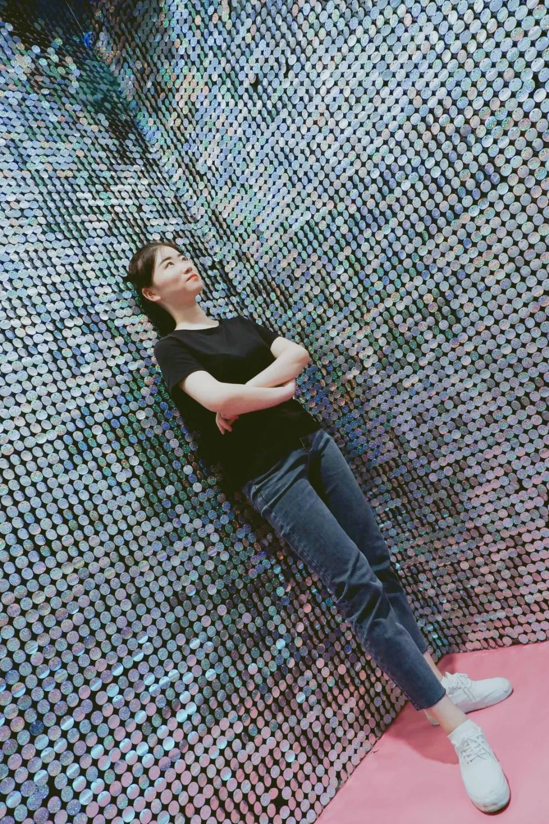 就在市中心,为郑州人打造声光影的沉浸梦境 一秒出片100张