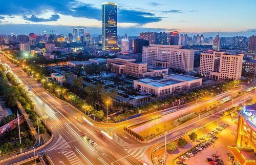 70年来河北省固定资产投资年均增长16.5%