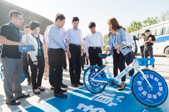 哈啰出行韩美:科技助力两轮绿色出行回归城市