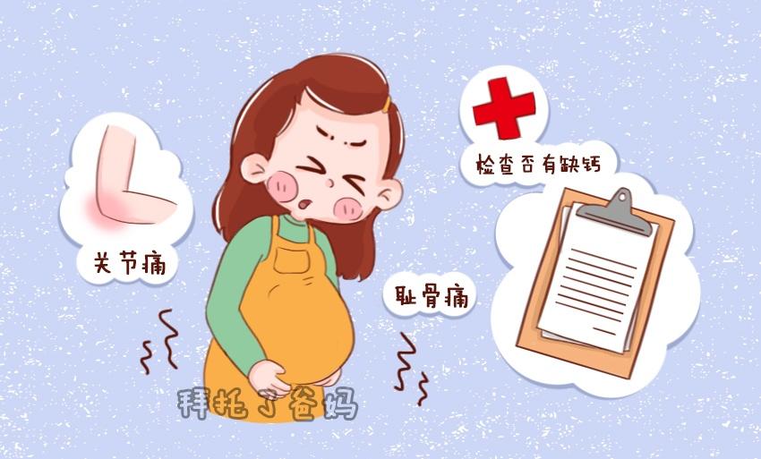 原创            孕期补钙要适量