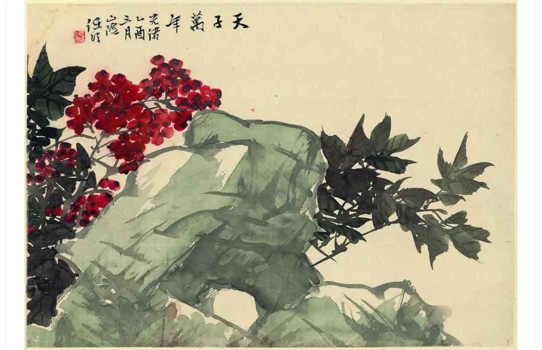 曾被徐悲鸿称为画坛三百年来第一人的人是谁?