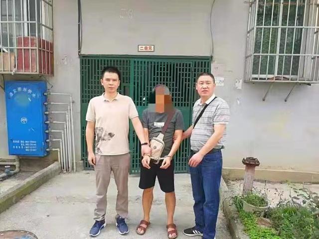「海淀公安」潜逃23年中秋落网 逃犯问警察:过节不放假?