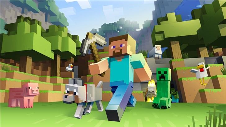 微软宣布:《我的世界》月活跃玩家达到1.12亿