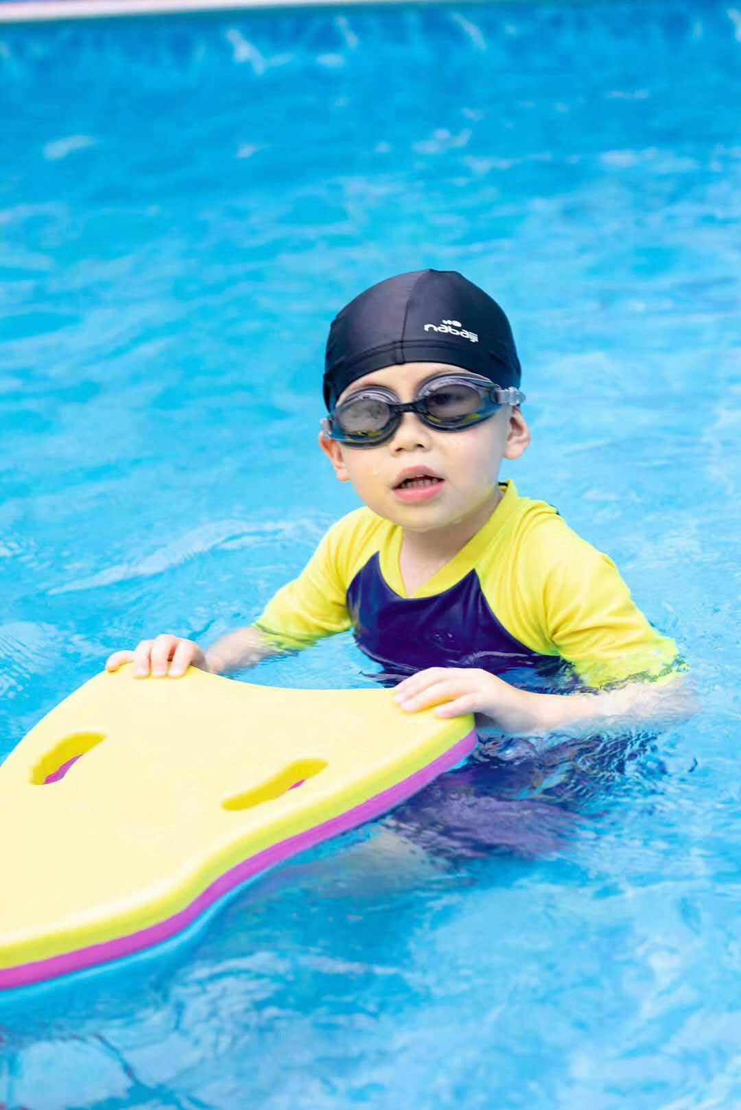 婴儿游泳的常见误区