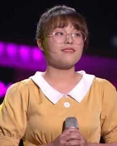 《中国好声音》邢晗铭:你觉得她会成为2019年的冠军吗?