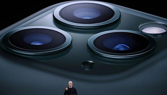 苹果正在变成一家相机公司