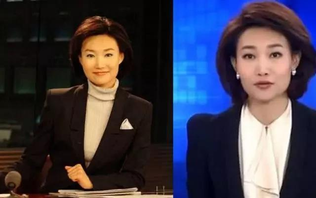 央视女主持戴了12年假发,摘掉的瞬间,惊艳了时光!