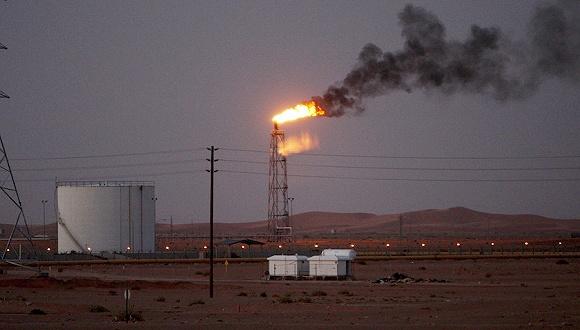 【天下头条】伊朗否认美对其袭击油田的指控沙特股市狂跌国际油价暴涨超10%