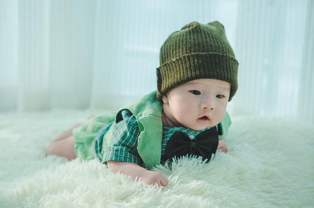 宝宝表达无聊的五种行为方式