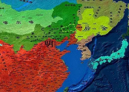 明朝末年人口_中国古代历史神奇规律,冥冥中800年一个轮回