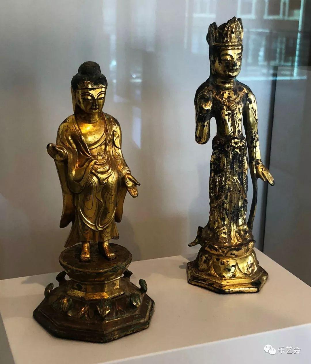 崔雀离分享 位列美国七大收藏中国艺术品博物馆之福格艺术博物馆