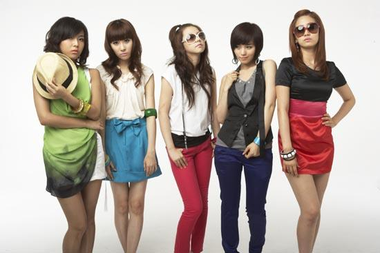 历经了成员变动,反而才发展的更好的韩女团TOP3