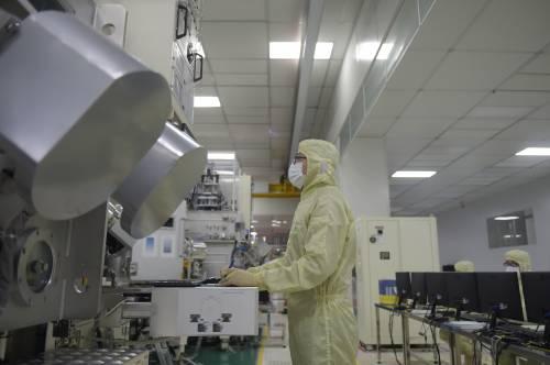 国际芯片产业出现新动向——