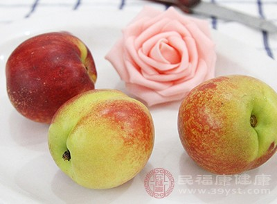 桃子的好处