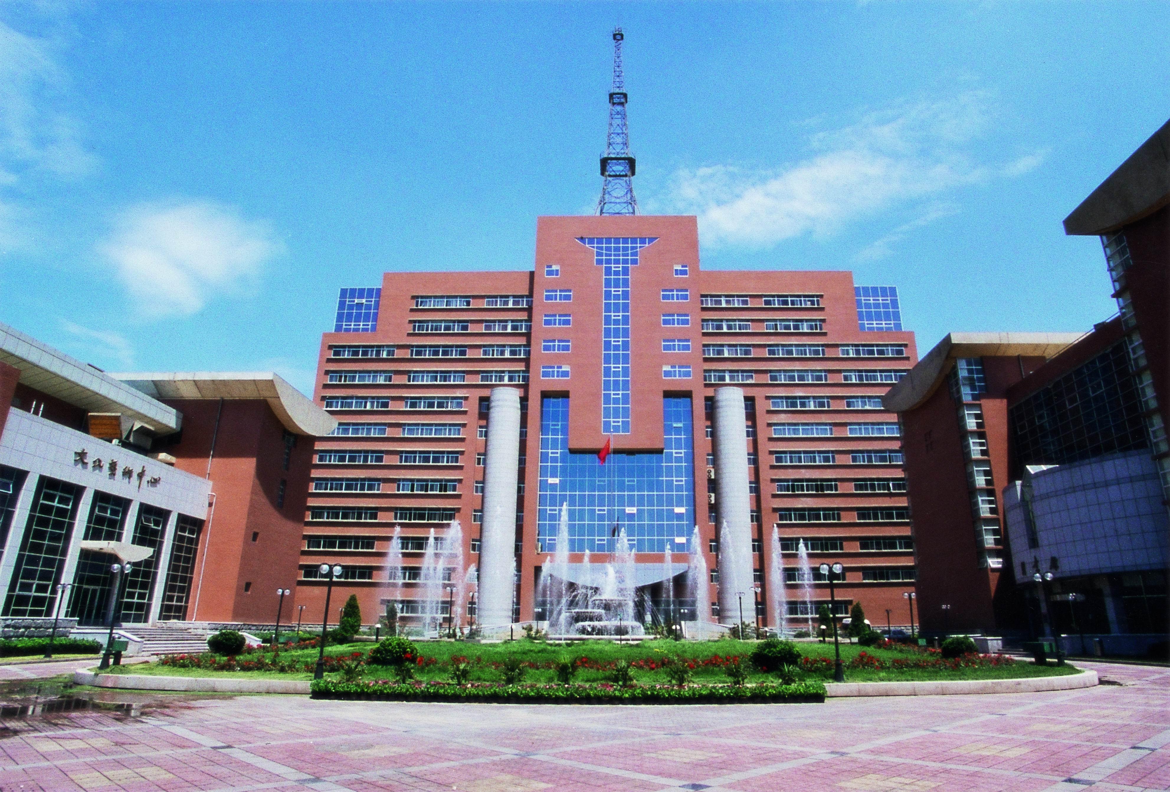 北京音乐学院野外门