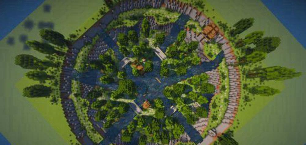 我的世界地形生成原理_我的世界地形