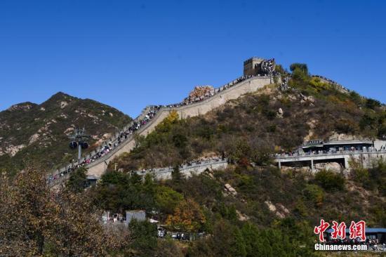 刘sir想去长城走一走八达岭长城:我们不堵,必须安排!