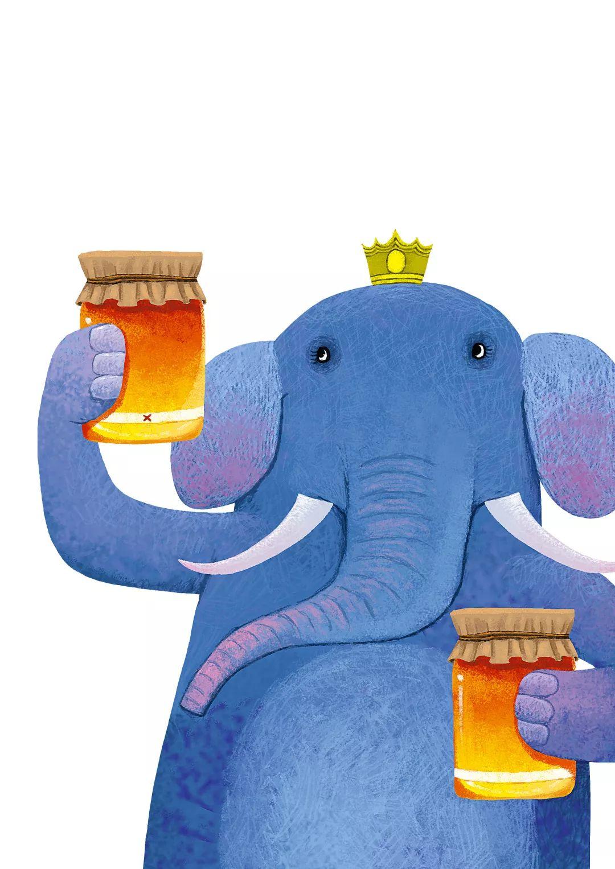 【睡前故事】跟着大象去救火