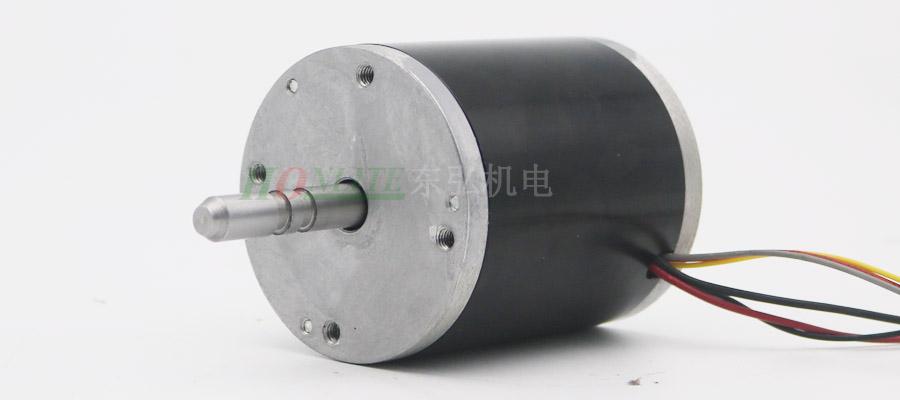 N20减速电机,直流无刷电机的机械制动实现原理_状态