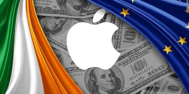 """遭追缴税款130亿欧元  苹果准备对抗欧盟""""霸权"""""""