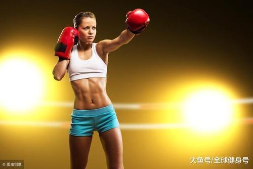 健身的人,只需要遵循9个数字,好身材就不远了