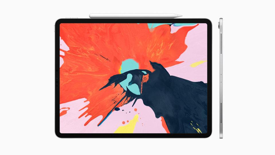 浴霸镜头iPad Pro最终实物模型曝光