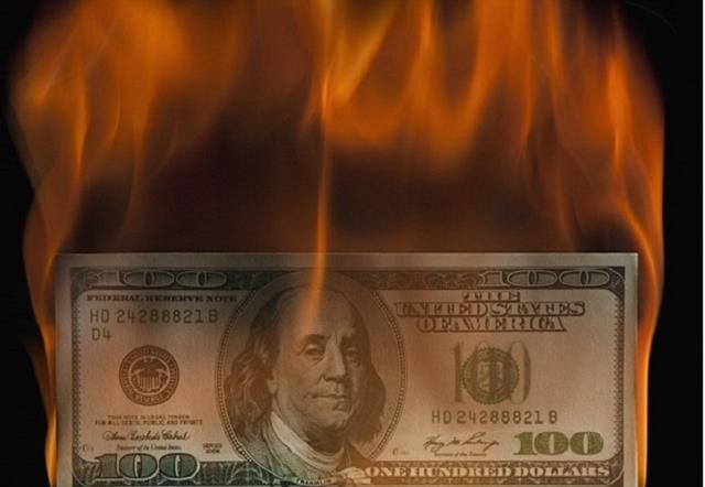 <b>全球去美元化或正在掀起新高潮,美国经济始料不及的事似乎发生了</b>