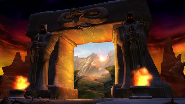 哀嚎洞穴中的神器!新月法杖,魔兽世界怀旧服部落小号必备法杖