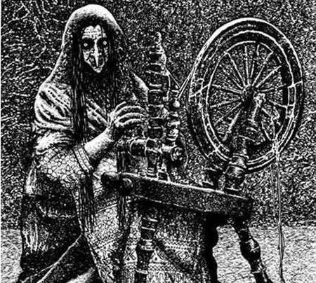 欧洲十大最可怕女巫之一,邪恶的存在,