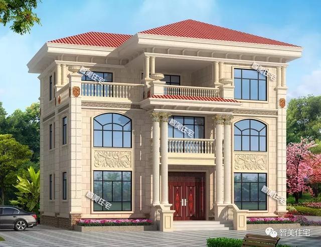 11米14米房子设计图