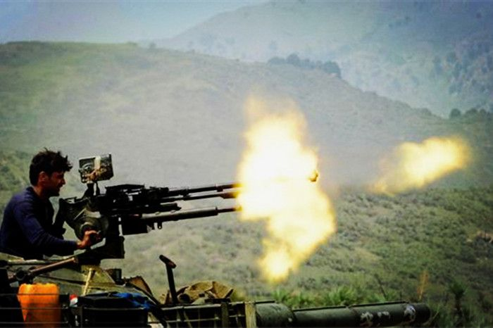 印巴争端持续升级之际,巴基斯坦又遇到难题,陷入腹背受敌境遇