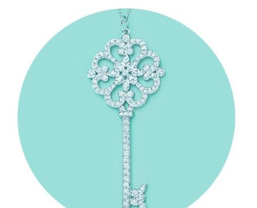 设计理念超暖心的蒂芙尼钥匙系列