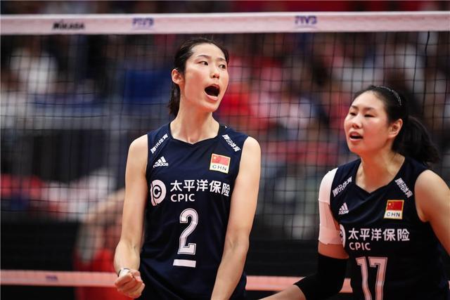 国际排联公布女排世界杯技术排名:朱婷扣球第一,丁霞发球居首