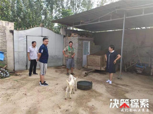 河南方城独树镇:贫困户大干圆小康梦