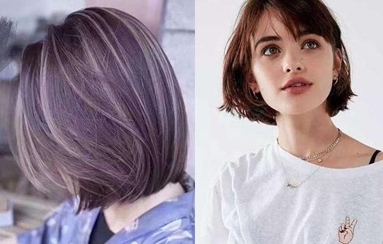 小方脸适合什么发型 方形脸适合的发型推荐
