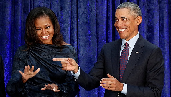 【天下奇闻】奥巴马夫妇进军电视圈惹急特朗普 泰国寺庙让老虎近亲繁殖致死大半