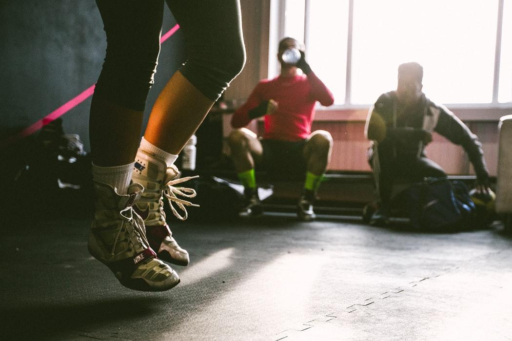 开合跳和跳绳哪个减肥效果好?知道怎么跳,怎么跳都行!