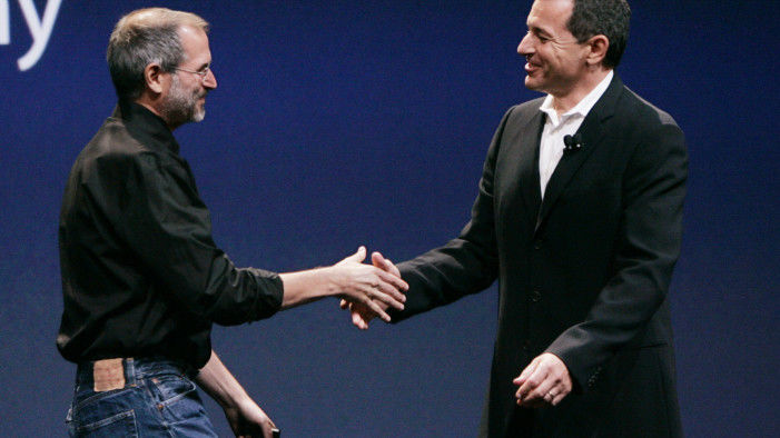 迪士尼CEO从苹果离职,流媒体的战事正式打响