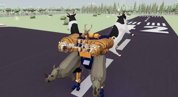 沙雕游戏《非常普通的鹿》上架Steam