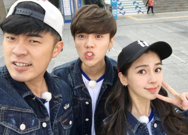 杨颖成名于《跑男》,转型成为演员失败后,她又接了一档全新综艺
