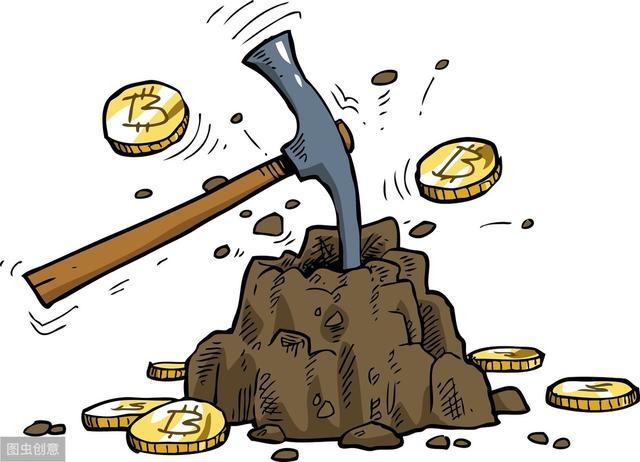 比特币挖矿机的原理图_比特币挖矿机