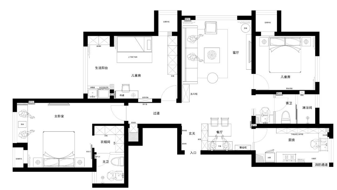 90后夫妻打造138㎡日式婚房,颜值爆表超漂亮!晒晒