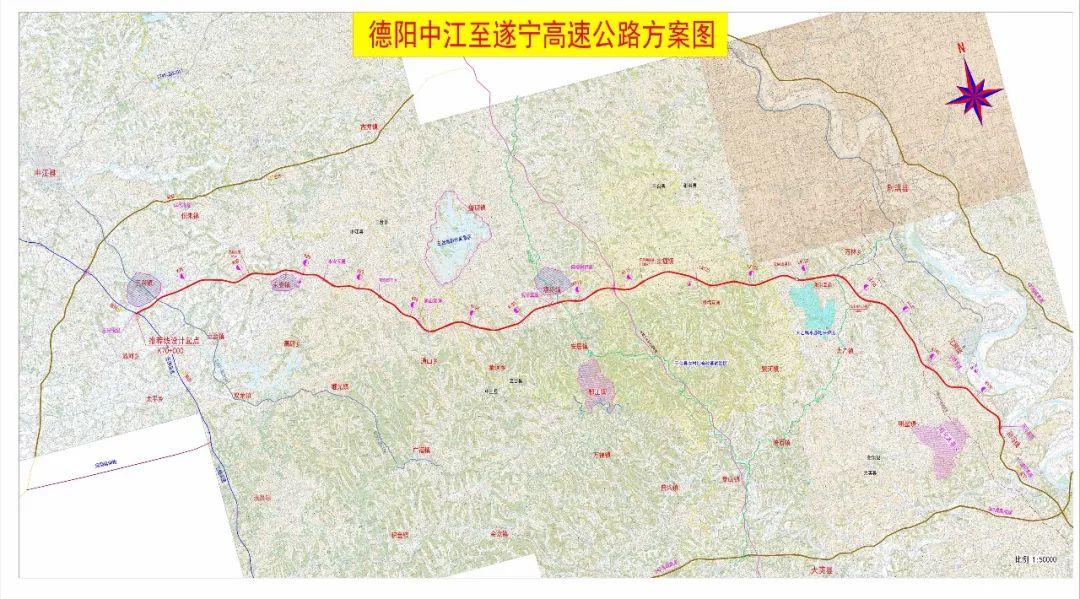 1808亿 四川8条高速 21条公路集中开工 附中标单位